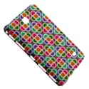 Modernist Floral Tiles Samsung Galaxy Tab 4 (7 ) Hardshell Case  View5