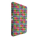 Modernist Floral Tiles Samsung Galaxy Tab 4 (10.1 ) Hardshell Case  View3