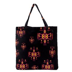 Alphabet Shirtjhjervbretili Grocery Tote Bag