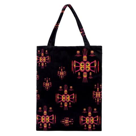 Alphabet Shirtjhjervbretili Classic Tote Bag