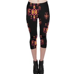Alphabet Shirtjhjervbretili Capri Leggings