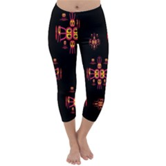Alphabet Shirtjhjervbretili Capri Winter Leggings