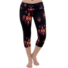 Alphabet Shirtjhjervbretili Capri Yoga Leggings