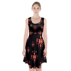 Alphabet Shirtjhjervbretili Racerback Midi Dress