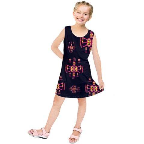 Alphabet Shirtjhjervbretili Kids  Tunic Dress