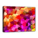 Geometric Fall Pattern Canvas 16  x 12  View1