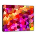 Geometric Fall Pattern Canvas 20  x 16  View1