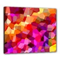Geometric Fall Pattern Canvas 24  x 20  View1