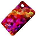 Geometric Fall Pattern Samsung Galaxy Tab 7  P1000 Hardshell Case  View4