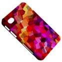 Geometric Fall Pattern Samsung Galaxy Tab 7  P1000 Hardshell Case  View5