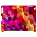Geometric Fall Pattern Apple iPad 2 Hardshell Case (Compatible with Smart Cover) View1