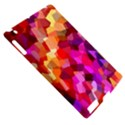 Geometric Fall Pattern Apple iPad 2 Hardshell Case (Compatible with Smart Cover) View5