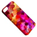 Geometric Fall Pattern Apple iPhone 5 Classic Hardshell Case View5