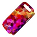 Geometric Fall Pattern Samsung Galaxy S III Hardshell Case (PC+Silicone) View4