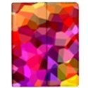 Geometric Fall Pattern Apple iPad Mini Flip Case View1