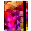 Geometric Fall Pattern Apple iPad Mini Flip Case View2