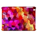 Geometric Fall Pattern Apple iPad Mini Hardshell Case View1