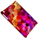 Geometric Fall Pattern Apple iPad Mini Hardshell Case View5