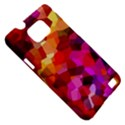 Geometric Fall Pattern Samsung Galaxy S II i9100 Hardshell Case (PC+Silicone) View5