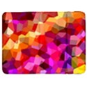 Geometric Fall Pattern Samsung Galaxy Tab 7  P1000 Flip Case View1