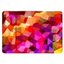 Geometric Fall Pattern Samsung Galaxy Tab 8.9  P7300 Flip Case View1