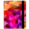 Geometric Fall Pattern Samsung Galaxy Tab 8.9  P7300 Flip Case View2