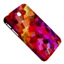 Geometric Fall Pattern Samsung Galaxy Tab 3 (7 ) P3200 Hardshell Case  View5
