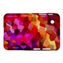 Geometric Fall Pattern Samsung Galaxy Tab 2 (7 ) P3100 Hardshell Case  View1