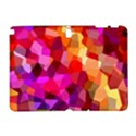 Geometric Fall Pattern Samsung Galaxy Note 10.1 (P600) Hardshell Case View1