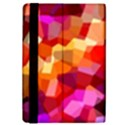 Geometric Fall Pattern iPad Mini 2 Flip Cases View4