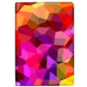 Geometric Fall Pattern iPad Air 2 Flip View1