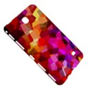 Geometric Fall Pattern Samsung Galaxy Tab 4 (7 ) Hardshell Case  View5