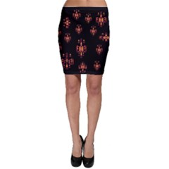 Alphabet Shirtjhjervbretilihhj Bodycon Skirt