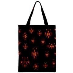 Alphabet Shirtjhjervbretilihhj Zipper Classic Tote Bag