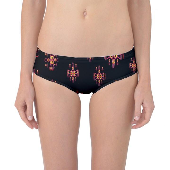 Alphabet Shirtjhjervbretilihhj Classic Bikini Bottoms