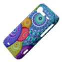 India Ornaments Mandala Balls Multicolored HTC Incredible S Hardshell Case  View4