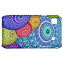 India Ornaments Mandala Balls Multicolored Samsung Galaxy S i9000 Hardshell Case  View1