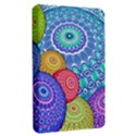 India Ornaments Mandala Balls Multicolored Kindle Fire (1st Gen) Hardshell Case View2