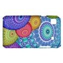 India Ornaments Mandala Balls Multicolored Samsung Galaxy S i9008 Hardshell Case View1
