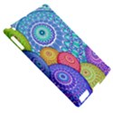 India Ornaments Mandala Balls Multicolored Apple iPad 2 Hardshell Case (Compatible with Smart Cover) View5