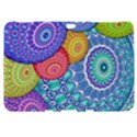 India Ornaments Mandala Balls Multicolored Samsung Galaxy Tab 8.9  P7300 Hardshell Case  View1