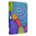 India Ornaments Mandala Balls Multicolored Samsung Galaxy Tab 8.9  P7300 Hardshell Case  View2