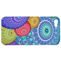 India Ornaments Mandala Balls Multicolored Apple iPhone 5 Hardshell Case View1
