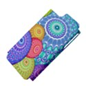 India Ornaments Mandala Balls Multicolored Apple iPhone 5 Hardshell Case (PC+Silicone) View4