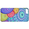 India Ornaments Mandala Balls Multicolored Apple iPhone 5 Classic Hardshell Case View1