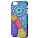India Ornaments Mandala Balls Multicolored Apple iPhone 5 Classic Hardshell Case View3