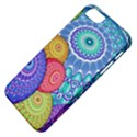 India Ornaments Mandala Balls Multicolored Apple iPhone 5 Classic Hardshell Case View4