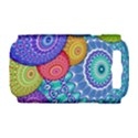 India Ornaments Mandala Balls Multicolored Samsung Galaxy S III Hardshell Case (PC+Silicone) View1