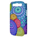 India Ornaments Mandala Balls Multicolored Samsung Galaxy S III Hardshell Case (PC+Silicone) View3