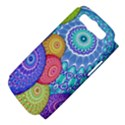 India Ornaments Mandala Balls Multicolored Samsung Galaxy S III Hardshell Case (PC+Silicone) View4